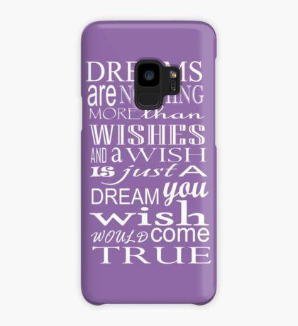 Wish to Dream ... Case/Skin for Samsung Galaxy