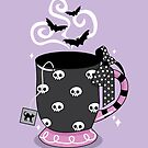 Spooky Tea by prouddaydreamer