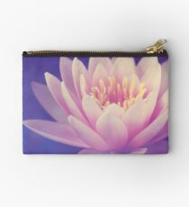 Pastel Lotus Studio Pouch