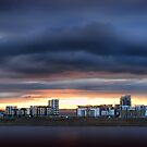 Leith Flats by Mark Dickson