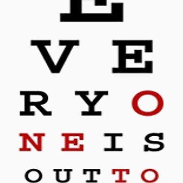 Eyetest by phantomlimb