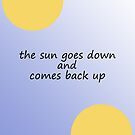 The Sun Goes Down And Comes Back Up | Just Hold On | Louis Tomlinson | Steve Aoki | One Direction by lucykateburton