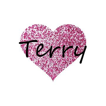 Terry Pink Heart by Obercostyle