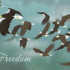 Freedom by JaneaKJ
