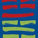 40 Liberation I Ching Hexagram by SpiritStudio