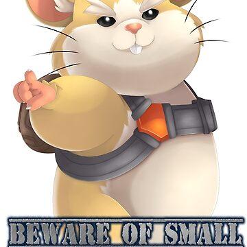 Beware of small Mammals by ShinyhunterF