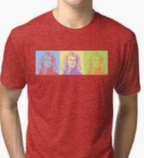 Sir Isaac Newton Tri-blend T-Shirt