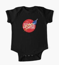 Beta Ray Bill Space Horse Logo One Piece - Short Sleeve