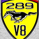 289 Mustang V8 by CoolCarVideos