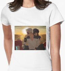 On Earth Women's Fitted T-Shirt