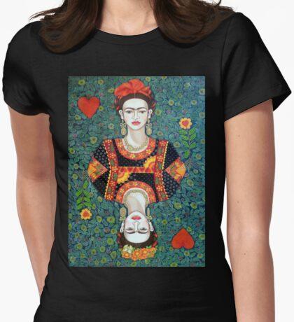 Frida, queen of Hearts T-Shirt