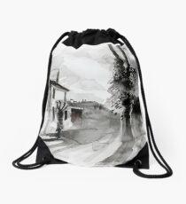 Post Office 2 Drawstring Bag