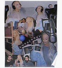 SWEETENER MERCH Poster