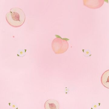 peaches by EggoShop