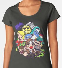 Spelunky Guy & Co. Women's Premium T-Shirt