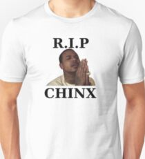 RIP CHINX Unisex T-Shirt