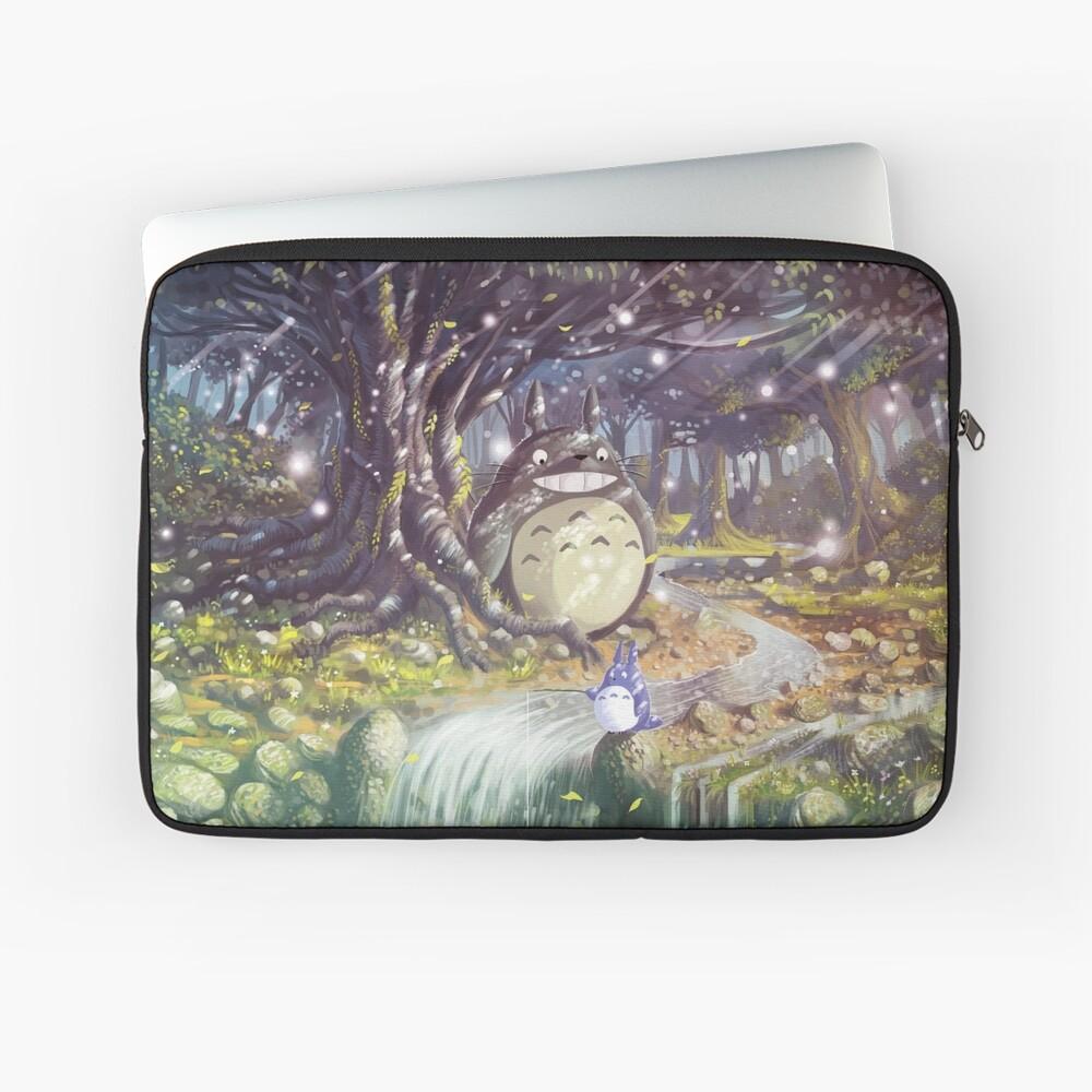 Totoro's Paradise Funda para portátil