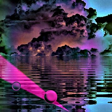 80's Summer Bliss 5: Summer Storm by neonmoonwaves