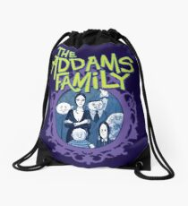 Addams Family The Musical Broadway TV Show Theater Play Drawstring Bag