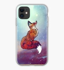 Weltraumfuchs iPhone-Hülle & Cover