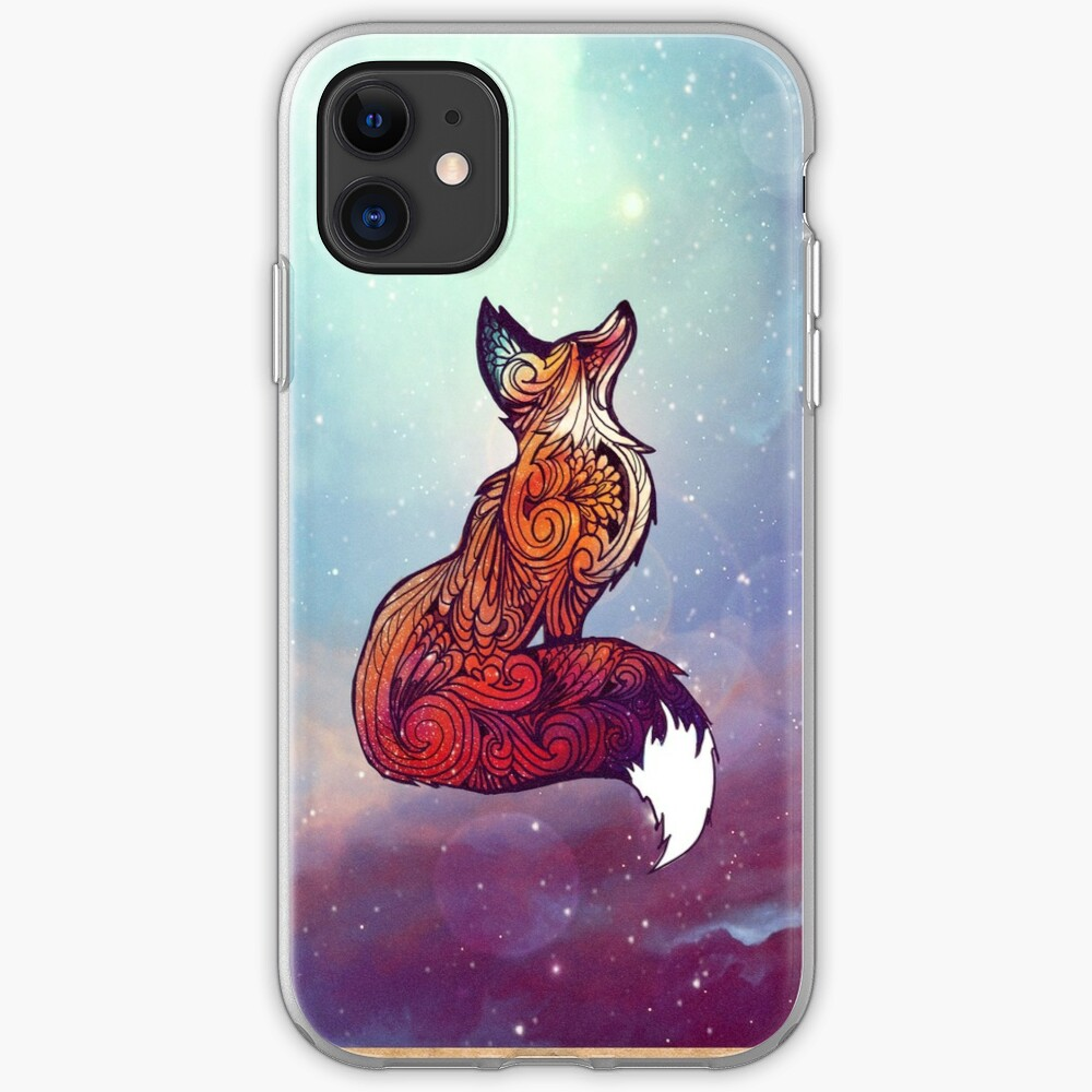 Space Fox iPhone Case & Cover