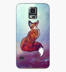 Space Fox Case/Skin for Samsung Galaxy