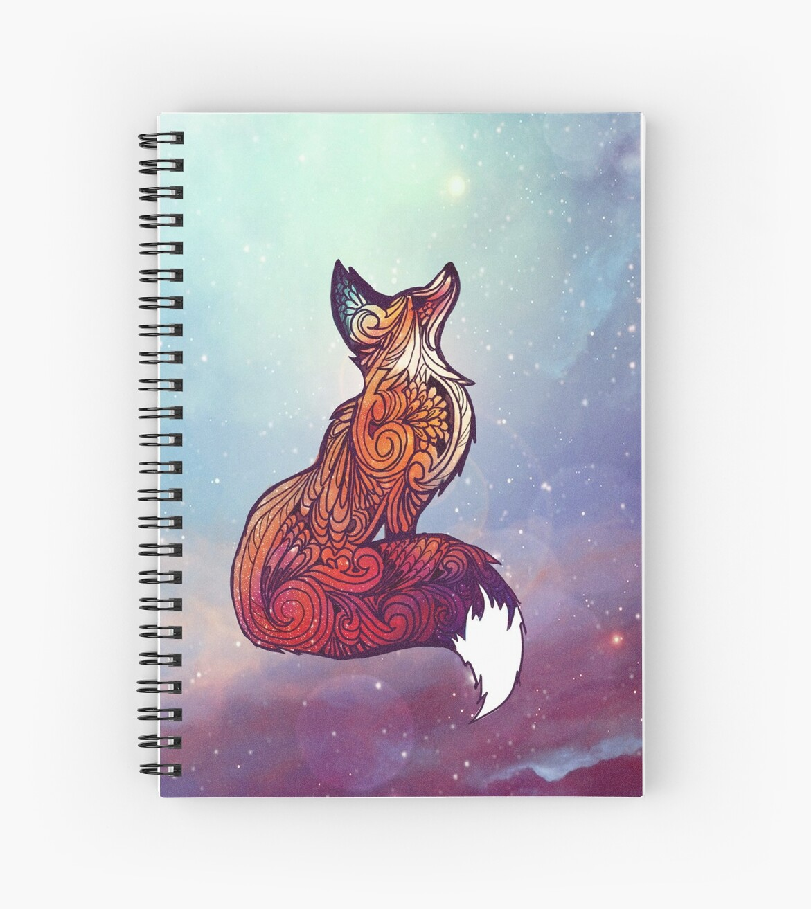«Space Fox» de Danielle  Madrigal