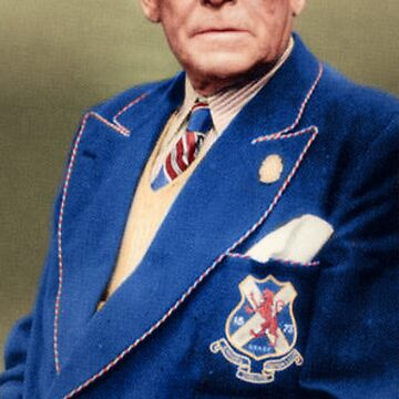 Bill Struth Rangers Icon by AndythephotoDr