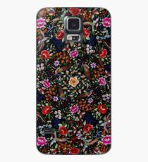 Spanish flamenco dance manton shawl motif Case/Skin for Samsung Galaxy