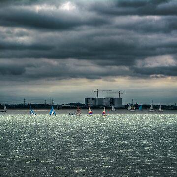 Yacht Race by Nigdaw