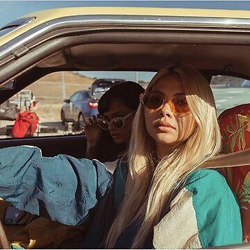 Hayley Kiyoko & Kehlani by AlishaBurden00