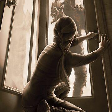 Knock Knock by photonart