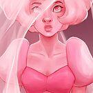 Pink Diamond by kodabomb
