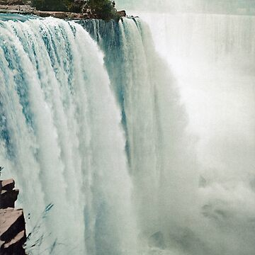 Horseshoe Falls Of Niagara - 1898 by warishellstore