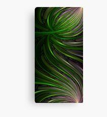 Glass Bloom (178 Views) Canvas Print