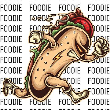 Hot Dog Hero Foodie / Foodietoon by ProjectX23