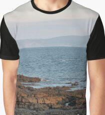Sea and rocks Graphic T-Shirt