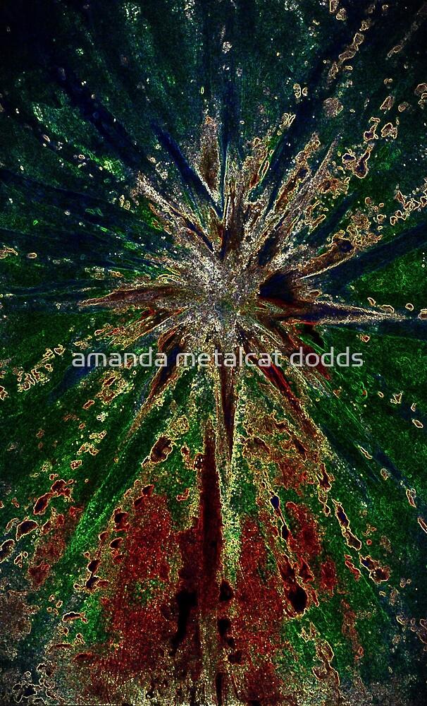Energy Burst by amanda metalcat dodds
