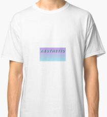 AESTHETIC Sticker Classic T-Shirt