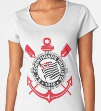 SBARIKIS SC Paulista Women's Premium T-Shirt