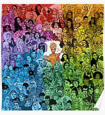 The Drag Race Family Poster