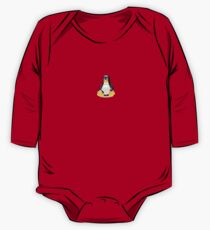 Penguin Linux Tux Crystal One Piece - Long Sleeve