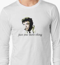 columbo thing Long Sleeve T-Shirt