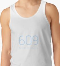 NEW JERSEY 609 • COLUMBIA Tank Top