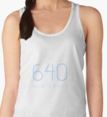 NEW JERSEY 640 • COLUMBIA Women's Tank Top