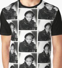 Marlene Dietrich Graphic T-Shirt