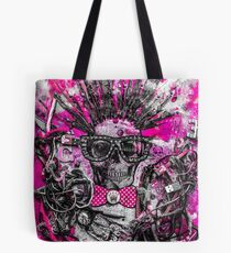 WIRED FOR SOUND #2 Tote Bag