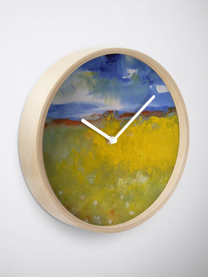Alternate view of MICE FIELDS Clock