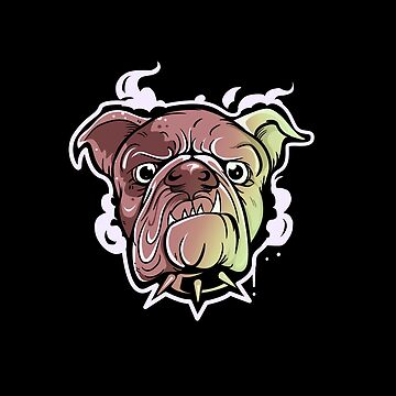 bulldog by Dayone1