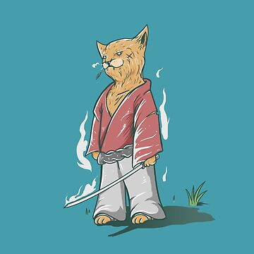 samurai catz by Dayone1
